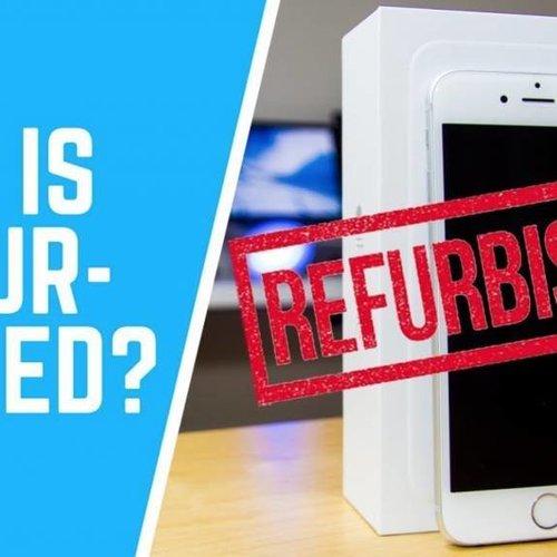 Wat is Refurbished?