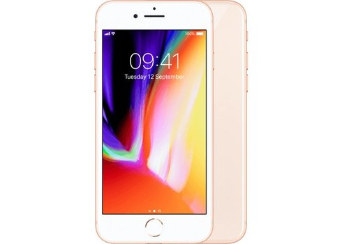 Apple iPhone 8 - 64GB Gold