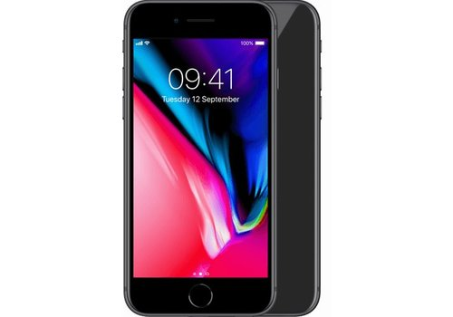 Apple iPhone 8 - 64GB Space Gray
