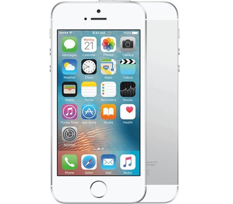 Apple iPhone SE 64GB Silver Refurbished
