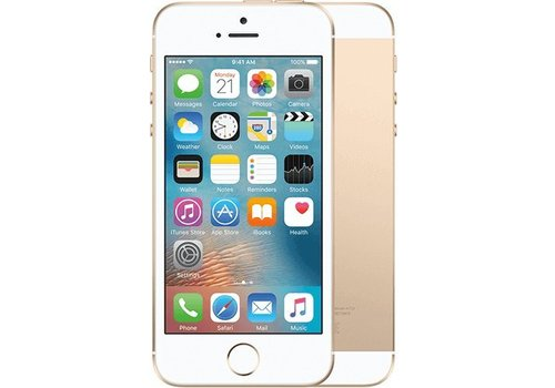 Apple iPhone SE 64GB Gold Refurbished