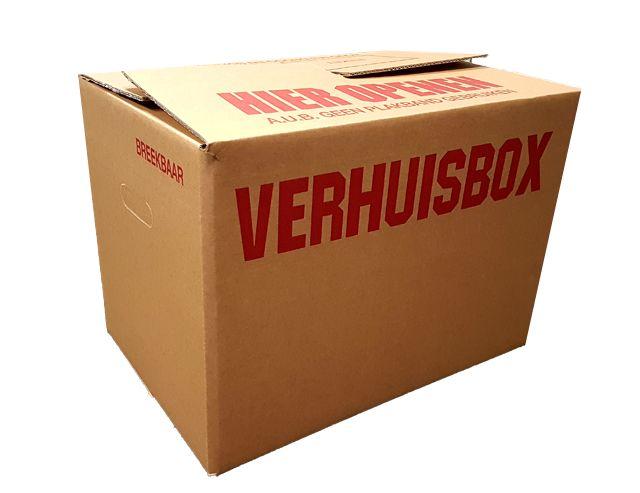 Verhuisdozen A-kwaliteit pakket 15 stuks
