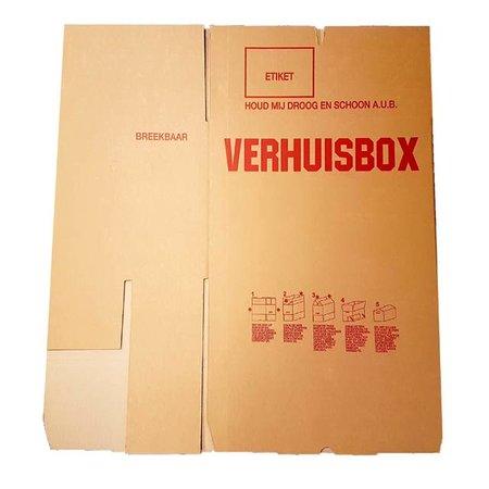 Verhuisdozen A-kwaliteit pakket 20 stuks