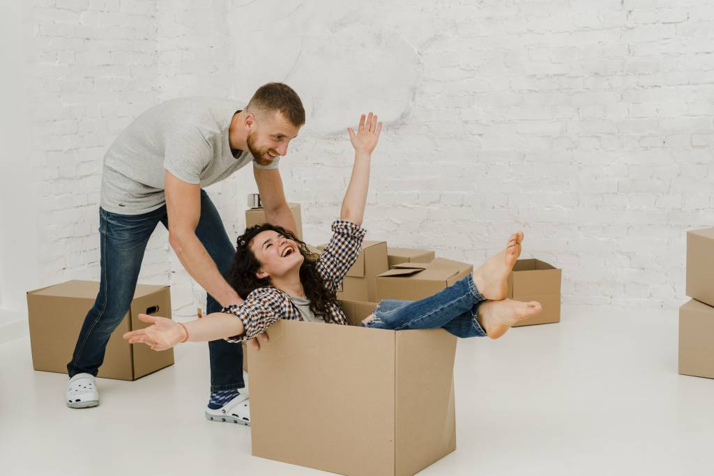 Verhuizen met een verhuisbedrijf