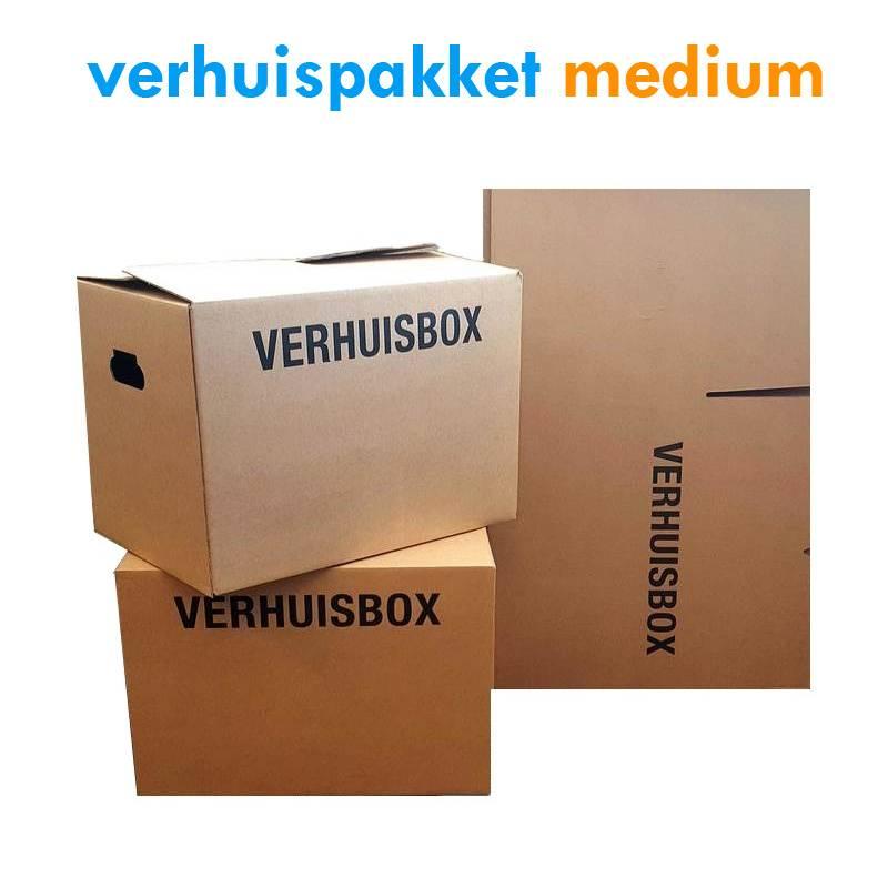 Verhuispakket medium