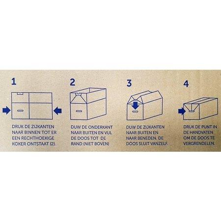 Move box S pakket 30 stuks