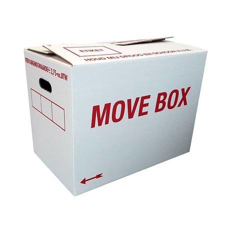 MOVE BOX autolock verhuisdozen pakket 30 stuks