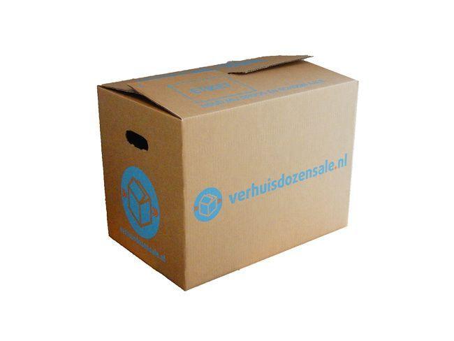 Verhuisdozen pakket 50 stuks