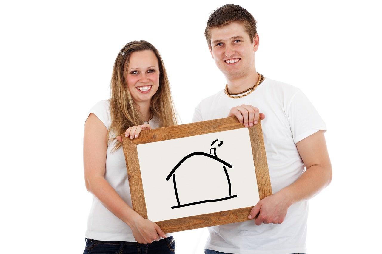 Grote en kleine verhuisdozen