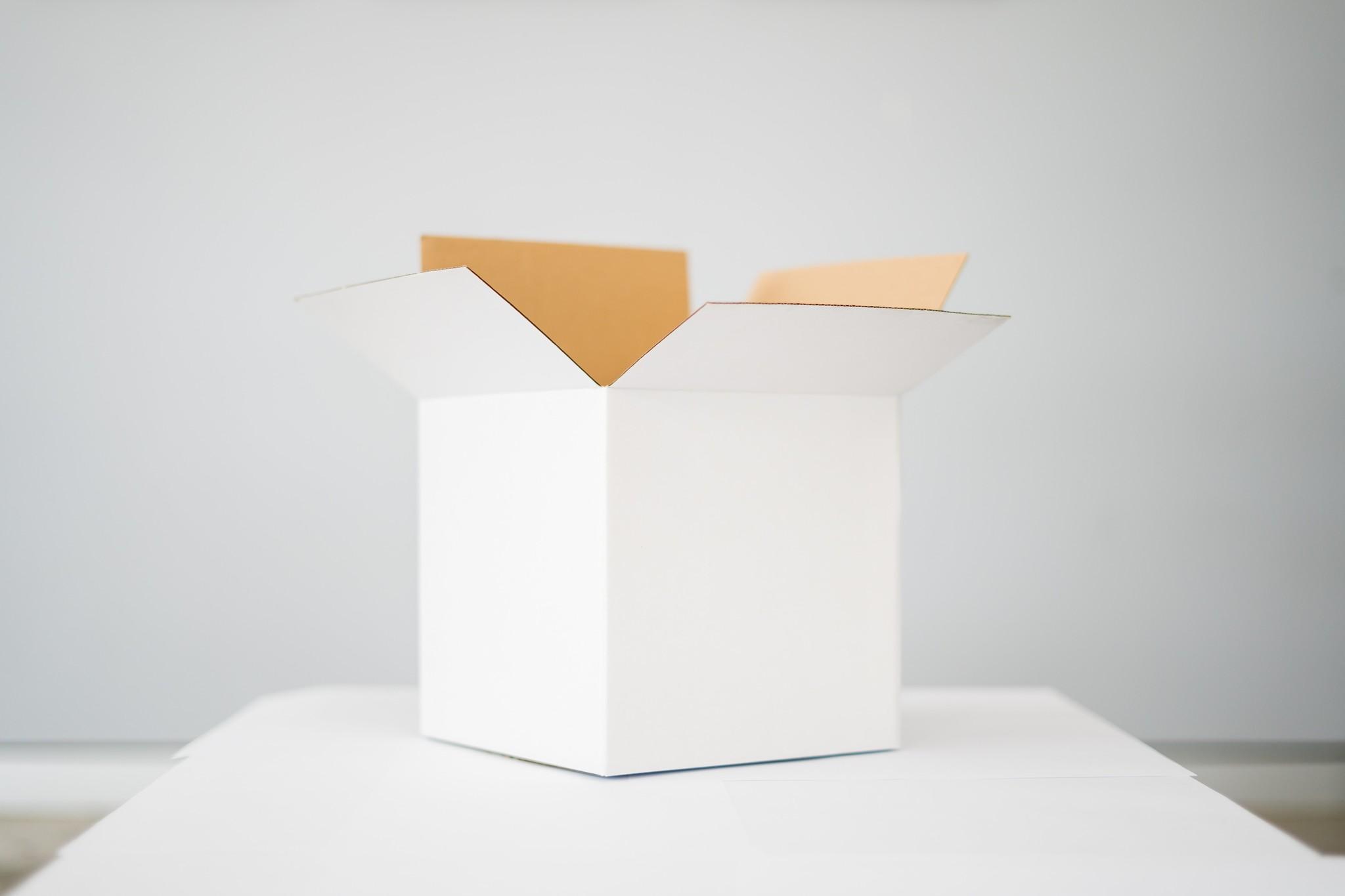Webshop pakketten verzenden