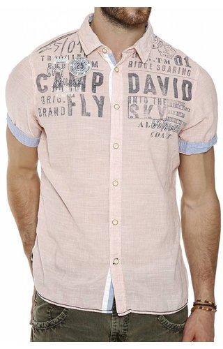 Camp David Camp David ® Shirt Coast Lines