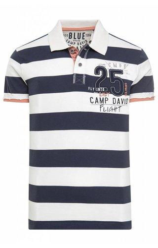 Camp David Camp David ® Poloshirt Flight Stripes