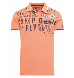 Camp David Camp David ® Poloshirt Fly Sky