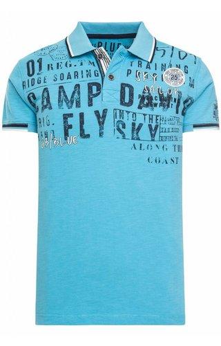 Camp David Camp David ® Poloshirt Fly Sky