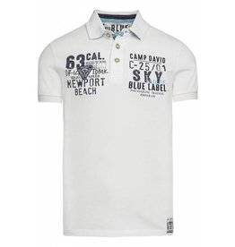 Camp David Camp David ® Poloshirt Newport Beach