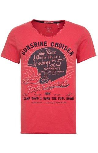 Camp David Camp David ® T-Shirt Sunshine Cruiser