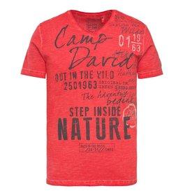 Camp David Camp David ® T-Shirt Nature