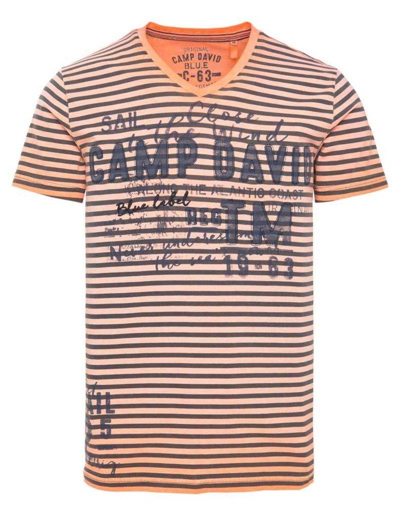 Camp David ® T-Shirt Sail