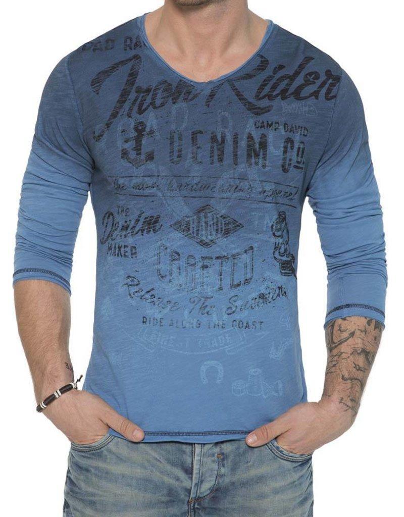 Camp David ® T-Shirt Iron Rider