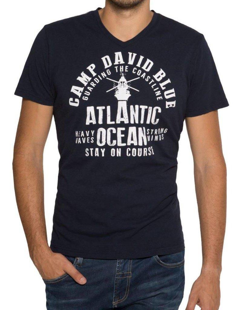 Camp David ® T-Shirt Atlantic Ocean