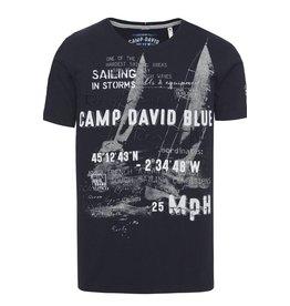 Camp David Camp David ® T-Shirt Sailing