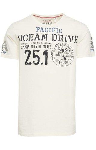 Camp David Camp David ® T-Shirt Pacific Ocean Drive
