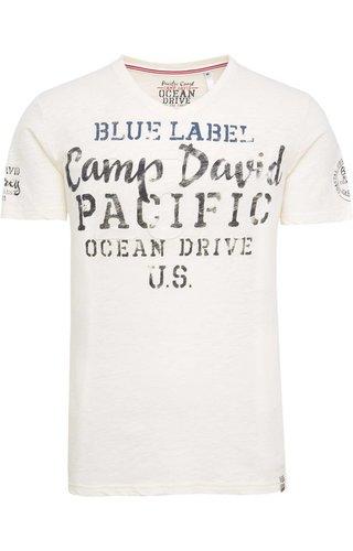 Camp David Camp David ® T-Shirt Ocean Drive