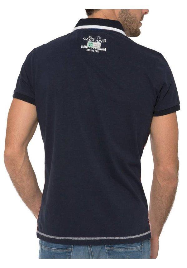 ® Poloshirt Tricolor