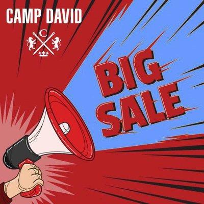 SALE Camp David