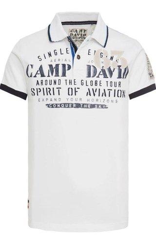 Camp David Camp David ® Poloshirt Spirit of Aviation
