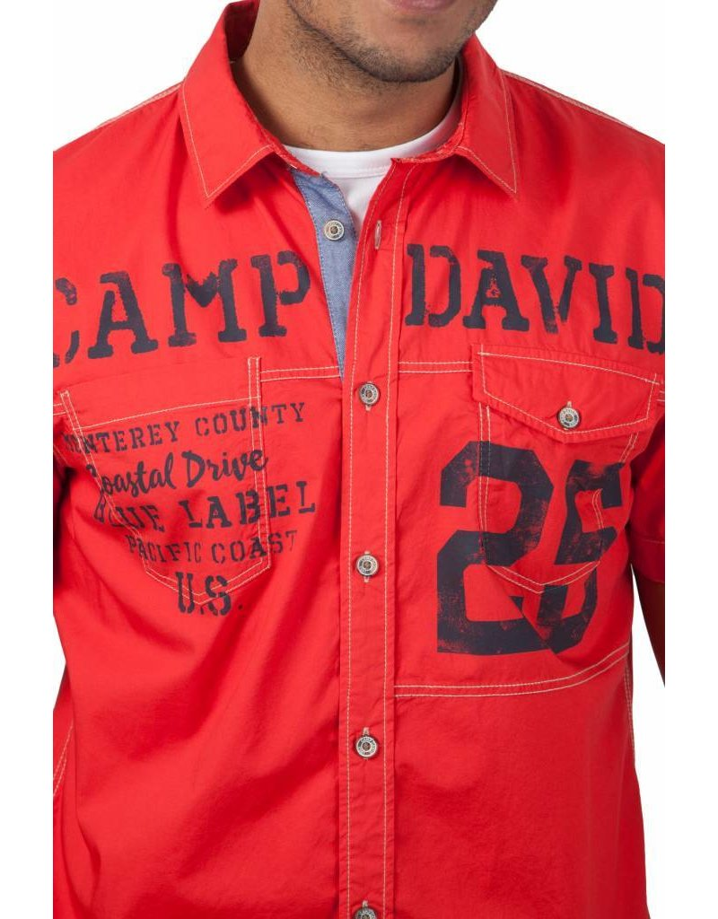Camp David ® Shirt Blue Label