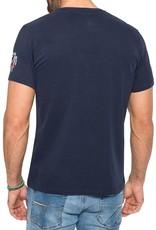 Camp David ® T-Shirt met fotoprint en logo