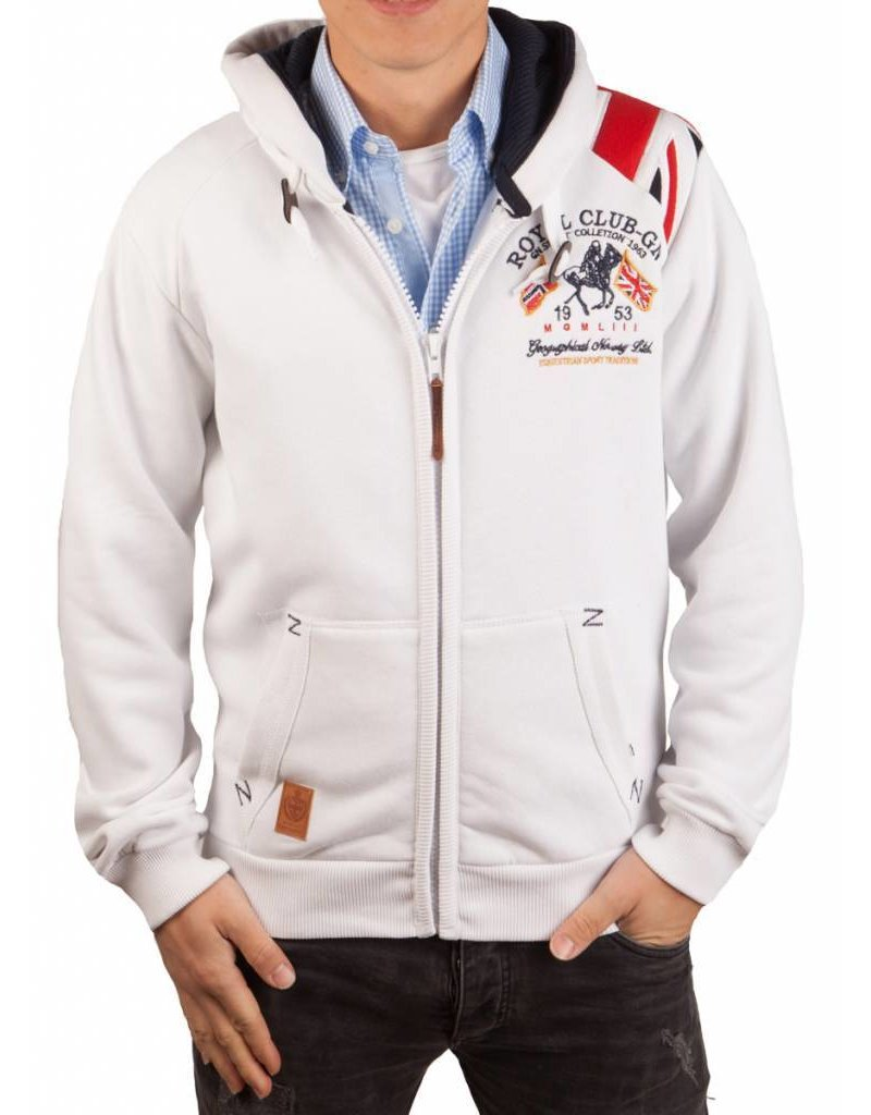 Geographical Norway ® Mannen Vest RC