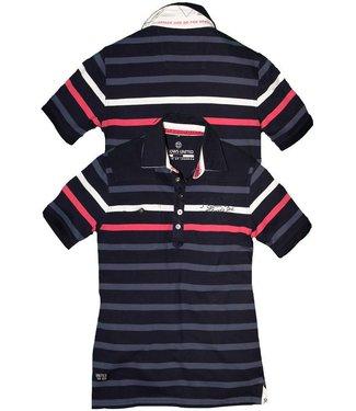 Fellows United ® Polo Stripe