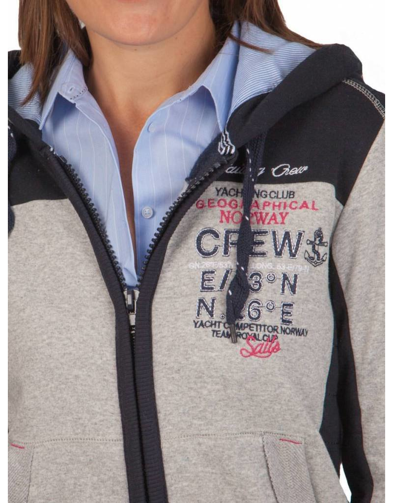 Geographical Norway ® vrouwen Crew Vest
