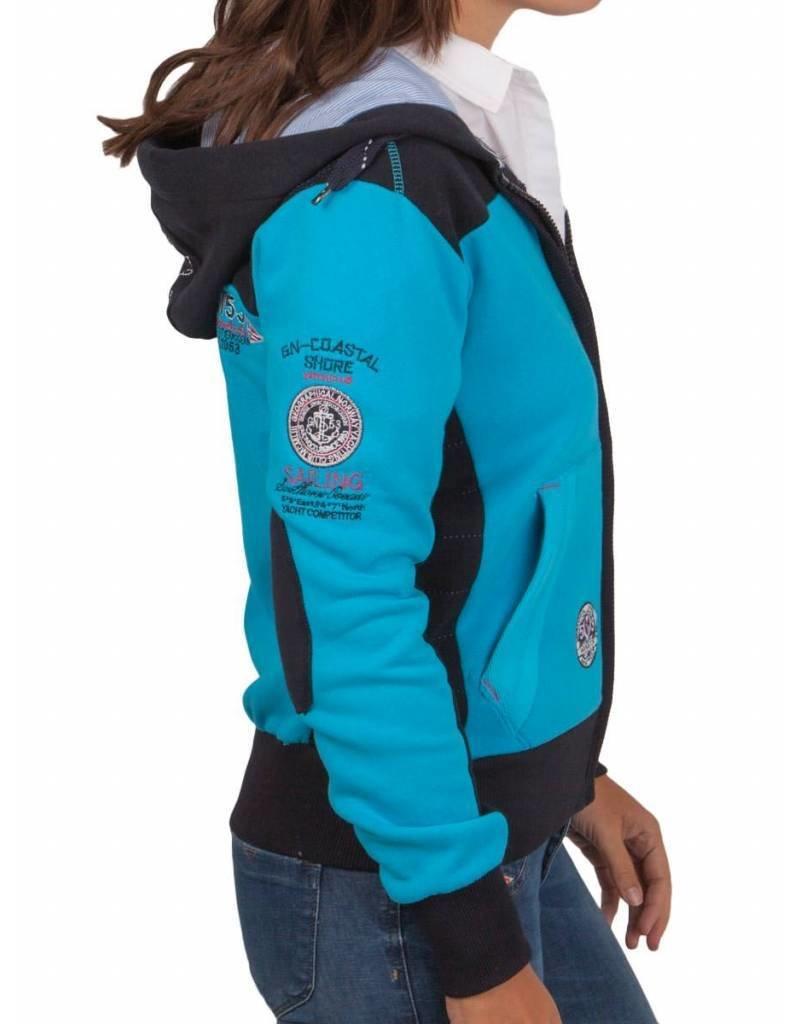 Geographical Norway ® vrouwen Crew Vest