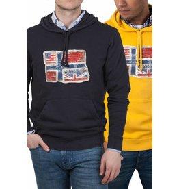 Napapijri Napapijri ® Sweatshirt met capuchon Norway Flag