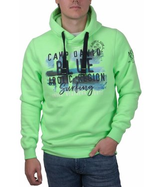 Camp David Camp David Hoodie Sweatshirt Arctic Surf