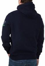 Camp David Hoodie Sweatshirt Arctic Surf, donkerblauw