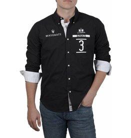La Martina La Martina ® Overhemd Maserati Poloteam
