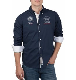 La Martina La Martina ® Overhemd Bariloche
