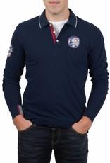 La Martina ® Poloshirt Country Polo Donkerblauw