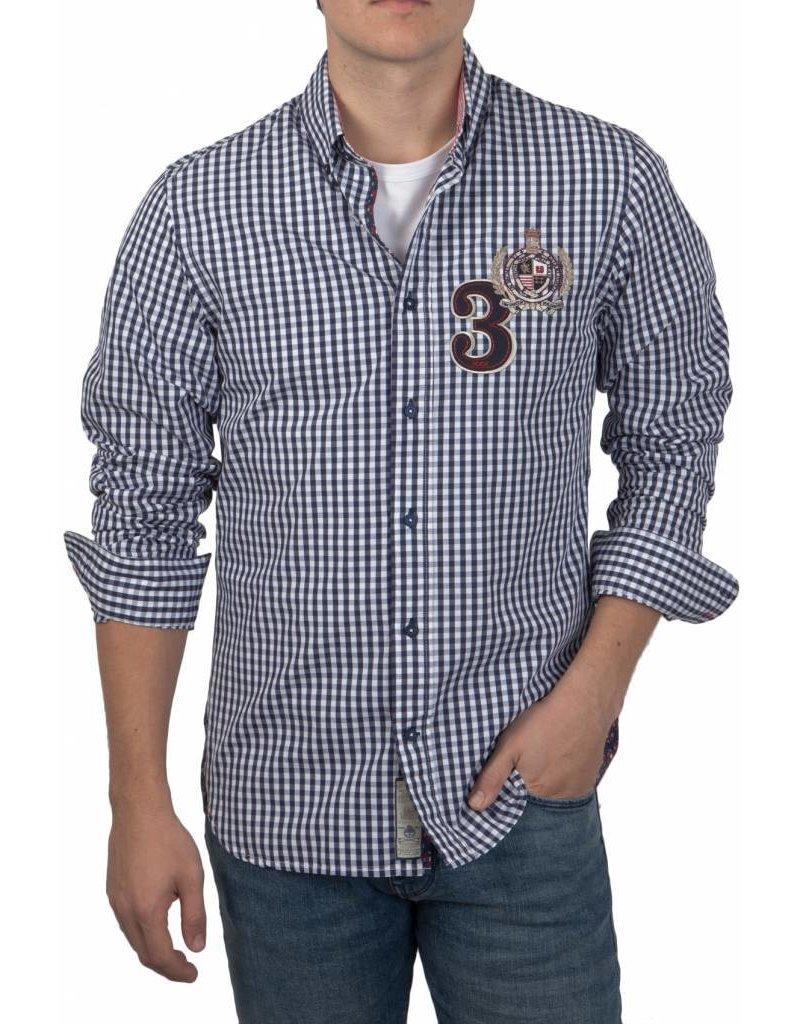 van Santen & van Santen ® Overhemd nr. 3 Check