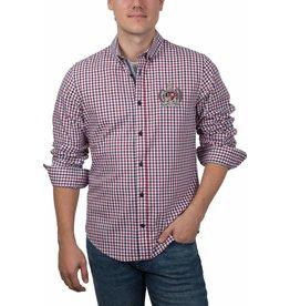 van Santen & van Santen van Santen ® Overhemd multicolour Check