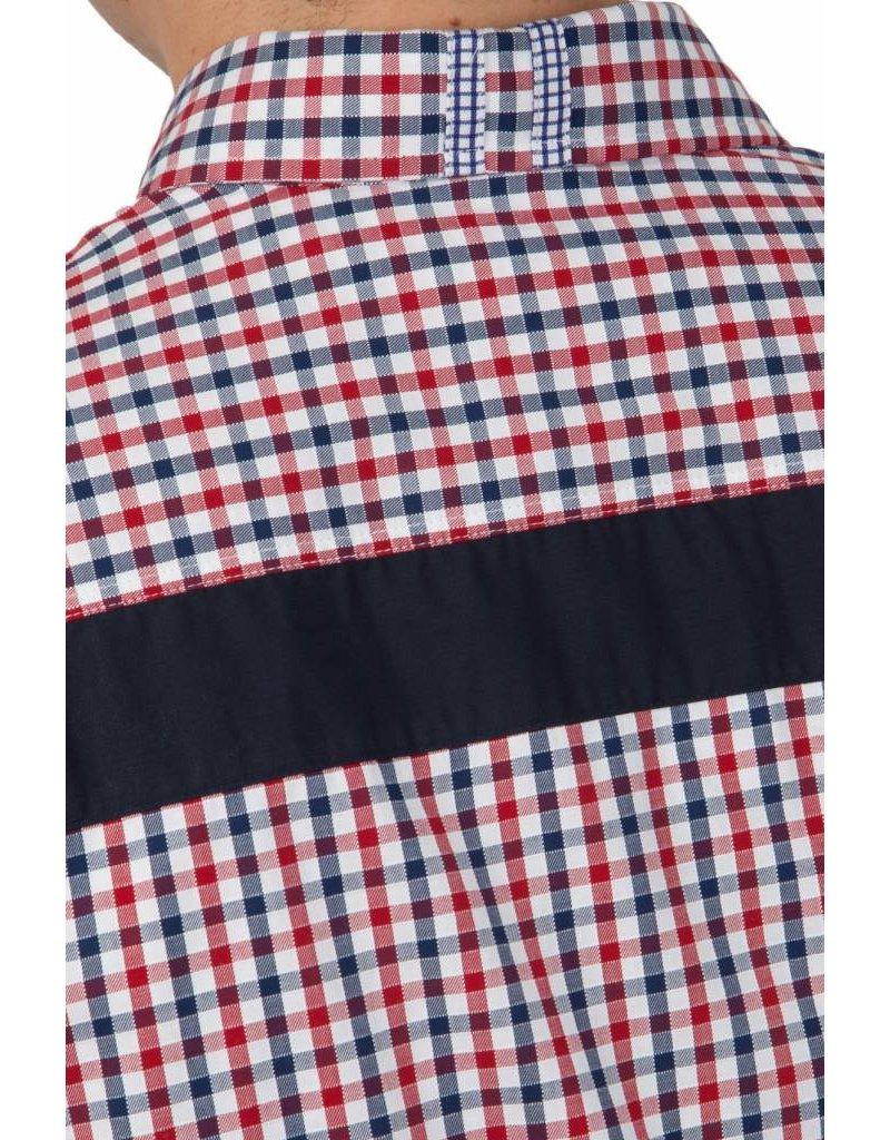 van Santen & van Santen ® Overhemd multicolour Check