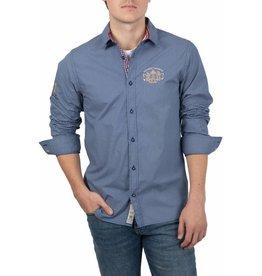 van Santen & van Santen van Santen ® Overhemd Luxury Badge