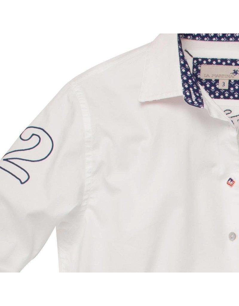 La Martina  ® dames blouse San Francisco