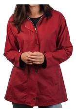 W & H Ladies Hunting Waxed Coat