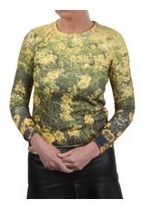 JWF Design ® Yellow Flower Sweatshirt