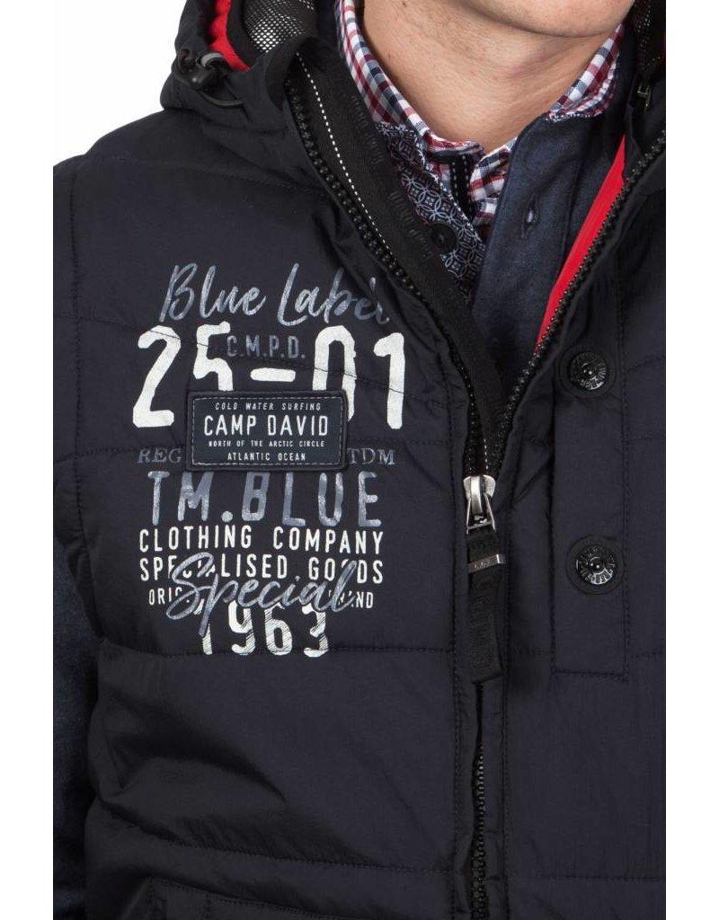 Camp David ® Bodywarmer Blue Label